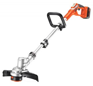 Desbrosadora electrica black & decker-glc362
