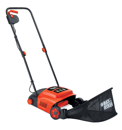 Escarificador electrico Black & Decker